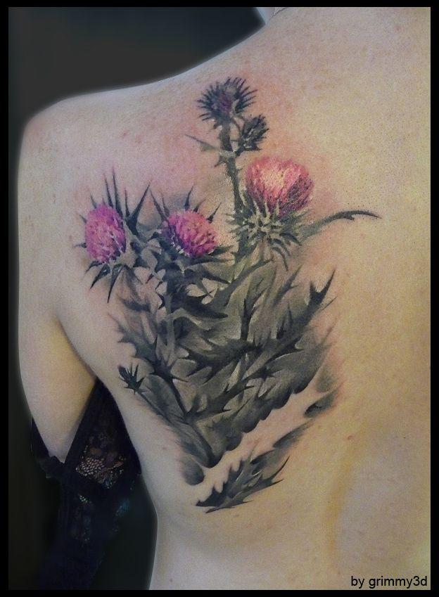 72 best tattoo designs images on pinterest thistles design tattoos and tattoo designs. Black Bedroom Furniture Sets. Home Design Ideas