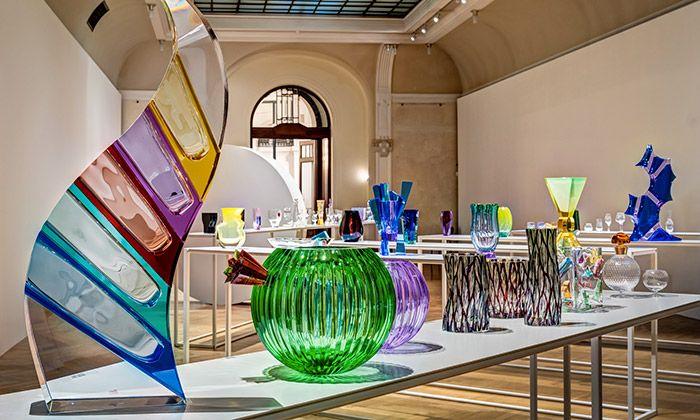 Moser otevřel v Praze k 160. výročí unikátní výstavu
