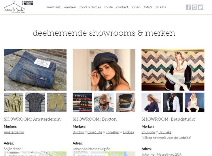 Amsterdenim at Sample Sale Amsterdam Noord -- Amsterdam -- 29/09-30/09
