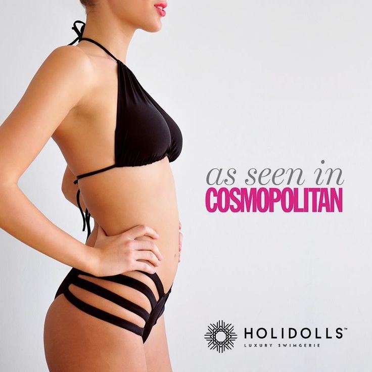 #black #bikini #swimgerie @Holidolls
