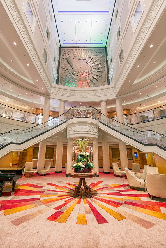 Queen Mary 2 refurbished, with some new spaces: Travel Weekly