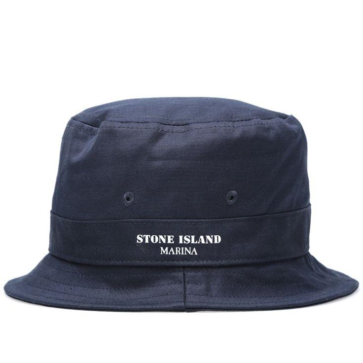 Socially Conveyed via WeLikedThis.co.uk - The UK's Finest Products -   Stone Island Marina Bucket Hat http://welikedthis.co.uk/?p=1643