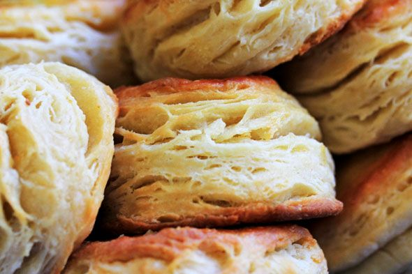 to get super flaky buttery buttermilk biscuits right at home. Tender ...