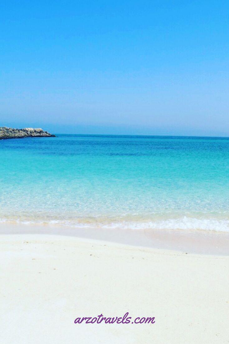 Heaven is a place on Earth... Abu Dhabi, Zaya Nurai Island Resort / Hotel Review.