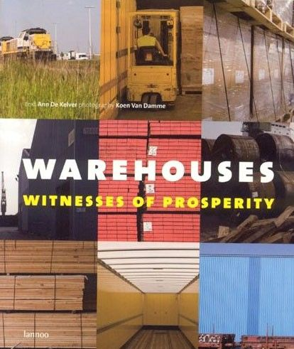 """We have the book of the week for readers, """"Warehouses; Witnesses of Prosperity"""". http://bit.ly/1Gg2w9q"""