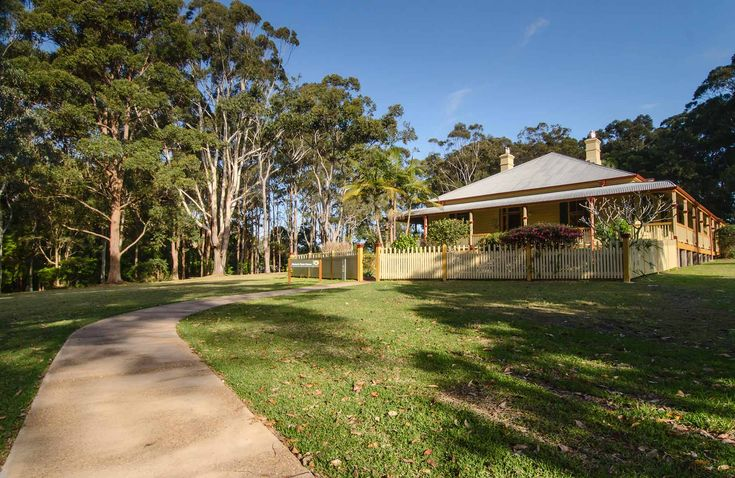 Roto House, Macquarie Nature Reserve.