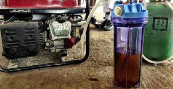 Il generatore elettrico che va a urina inventato da 4 giovani ragazze africane