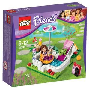 41090 la piscine dolivia lego friends 82 pices fille a partir