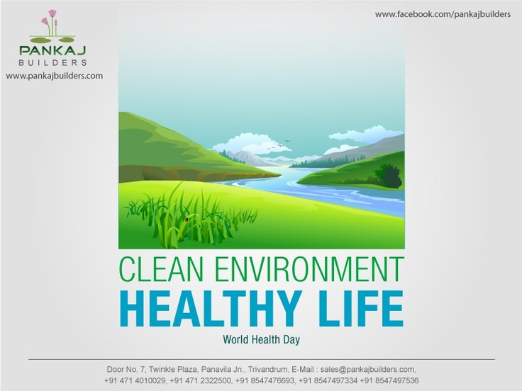 clean environment healthy living essay 28032012 clean and healthy environment is essential for the existence of human beings  living of more than 85 per cent of rural nepalese people is directly.