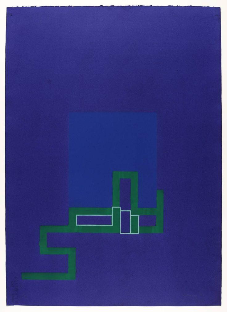 Robyn Denny '[no title]', 1981 © Robyn Denny