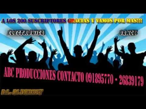 Musica Electronica Remix 2014 Para los 200 suscriptores y los que se van...