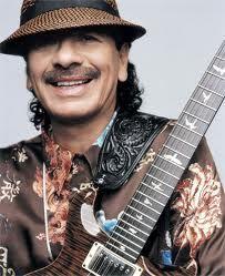 Carlos Santana - good music!