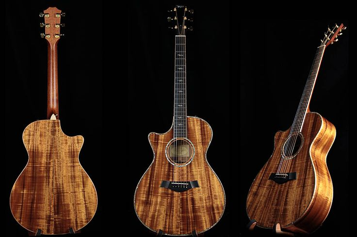 Taylor limited edition with koa wood