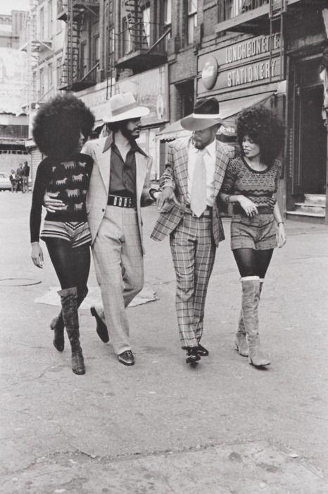 Harlem, 1970's.