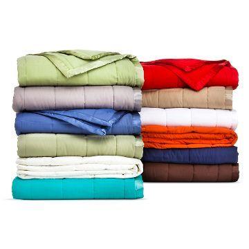 Elite Home Down Alternative Microfiber Blanket