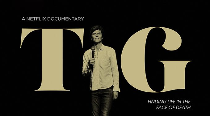 Comedian Tig Notaro's story of battling cancer with unfailing humor.