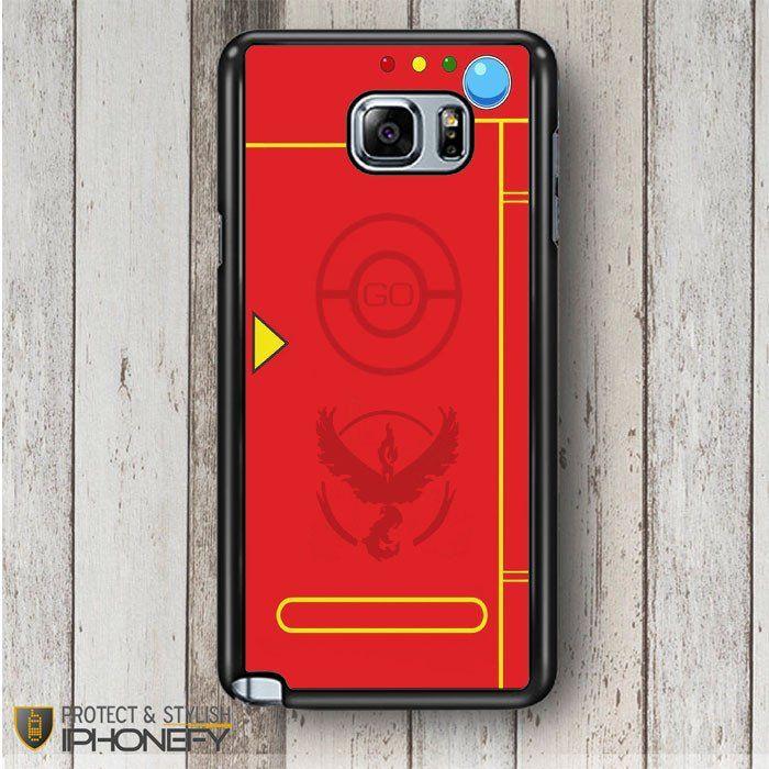 Pokemon Go Valor Team Pokedex Samsung Galaxy Note 4|5 Case|iPhonefy