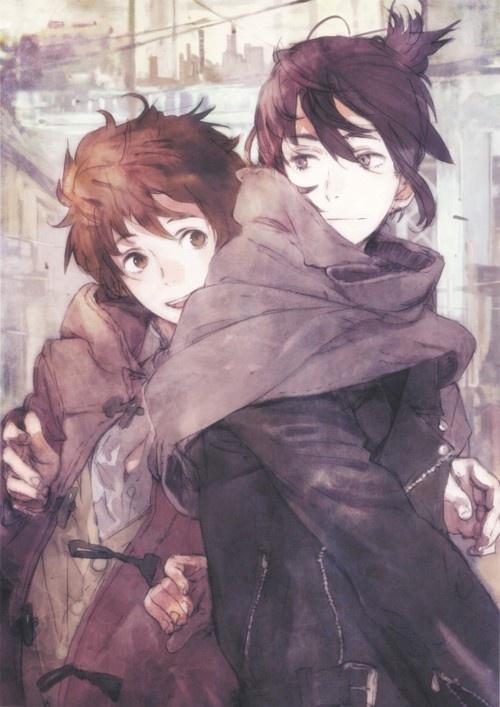 Nezumi x Shion (No.6) Anime, No 6, Anime guys