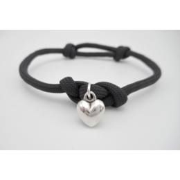 Grey eternity paracord bracelet