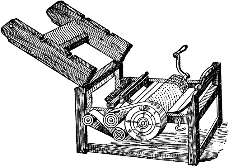 the impact of eli whitney on the industrial revolution The industrial revolution was a period from 1750 to 1850 where changes in  eli whitney —cotton gin  impacts of the industrial revolution on industrialized .