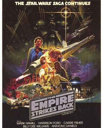 Best Star Wars movie.