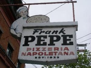 Best Pizza Pepe's New Haven CT
