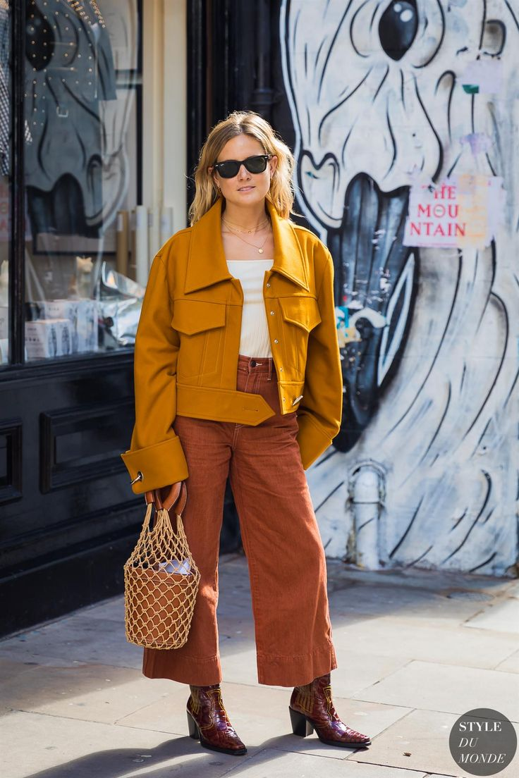 London SS 2018 Street Style: Lucy Williams #StreetStyles #Street