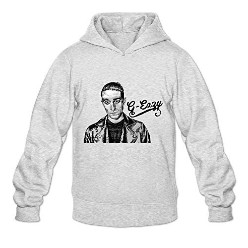 Soulya Men's G Eazy Hip Pop O Neck Hoodies Sweatshirt Size US Ash   Soulya Men's G Eazy Hip Pop O Neck Hoodies Sweatshirt Size US Ash G Eazy Hoodies Sweatshirt Is 100% Organic Cotton And Using The Highest Quality.The Picture Printed In The T Shirt Is Using The Eco-friendly Ink To Protect Your Skin.It Is Slim Fit Short Sleeves Style.Machine Washable T-shirt.  http://www.beststreetstyle.com/soulya-mens-g-eazy-hip-pop-o-neck-hoodies-sweatshirt-size-us-ash/
