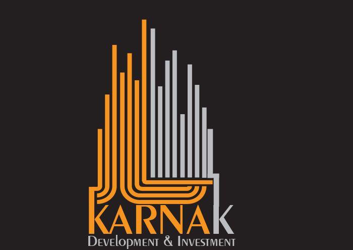 شعارات شركات مقاولات تصميم شعار شركة الكرنك للمقاولات العامة Instagram Marketing Plan Construction Logo Design Logo Design