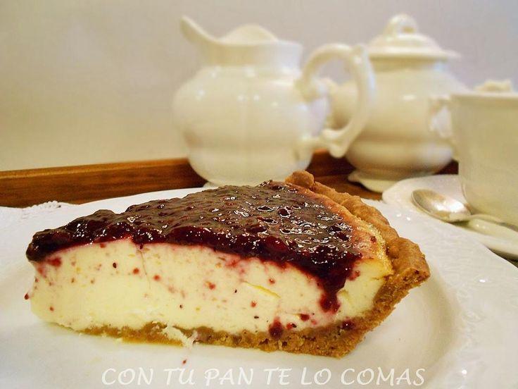 Tartas para celebraciones especiales. No dejes de echar un vistazo a esta recopilación de tartas que comparte la autora del blog Recetas de Macumani.