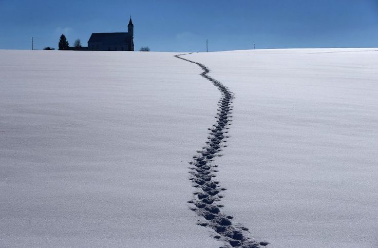 Das Winterwetter verursacht nicht nur Gefahren, sondern zeichnet vielerorts...