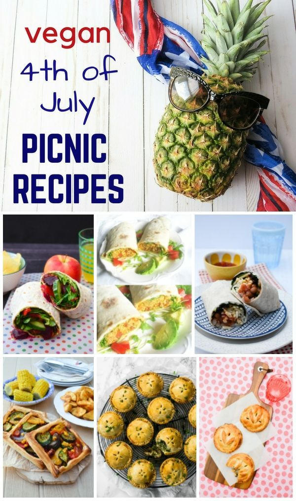 Vegan Recipes For 4th Of July