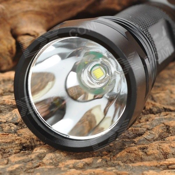 UltraFire TH-T60 HA-II XM-LT6 5-Mode 975lm White LED Flashlight