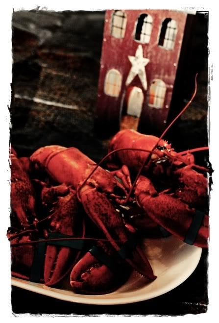 Lobster Lunch, Marystown, Newfoundland