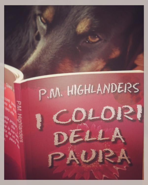 """P.M. Highlanders on Twitter: """"Non disturbare il can che legge  http://t.co/SgLs3pFRoD #ilmioesordio2015 #libri #ebook @ilmiolibro http://t.co/jrNp1KKdZS"""""""