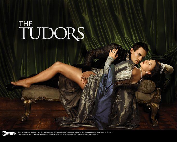 Les Tudors, par Marion.