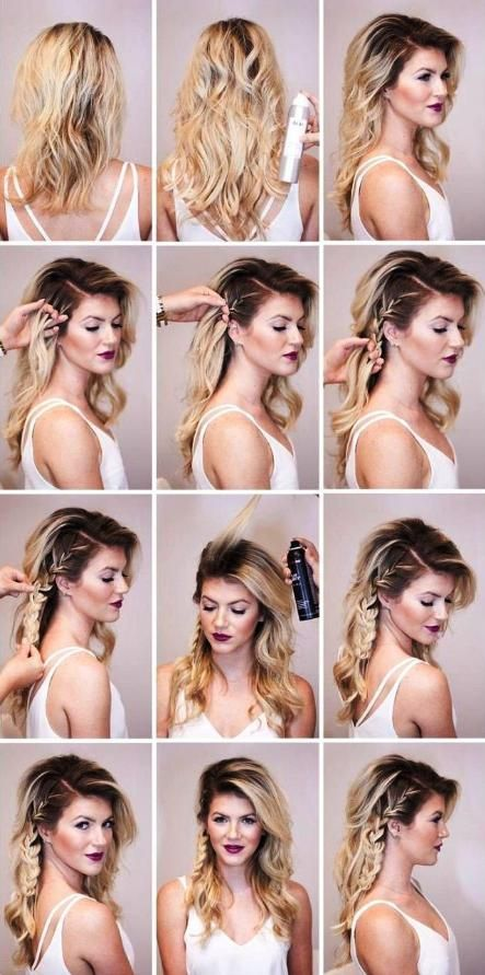 Coafura Cool Par Lung Coafuri In 2019 Party Hairstyles For Long