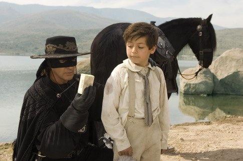 """The Legend of Zorro: Joaquin and Alejandro De la Vega.  """"soap?"""""""