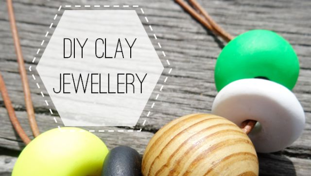 DIY Polymer Clay Jewellery. http://crafthunter.com.au/2014/01/21/how-to-make-polymer-clay-jewellery/. www.goodiis.com