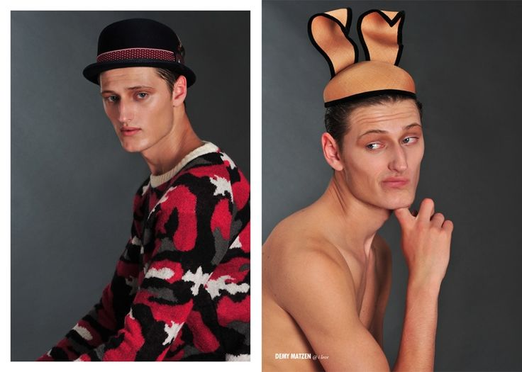 Benoni Loos, Matt King, Christian Garcia + More by Daniel Rodrigues for Fashionisto Exclusive