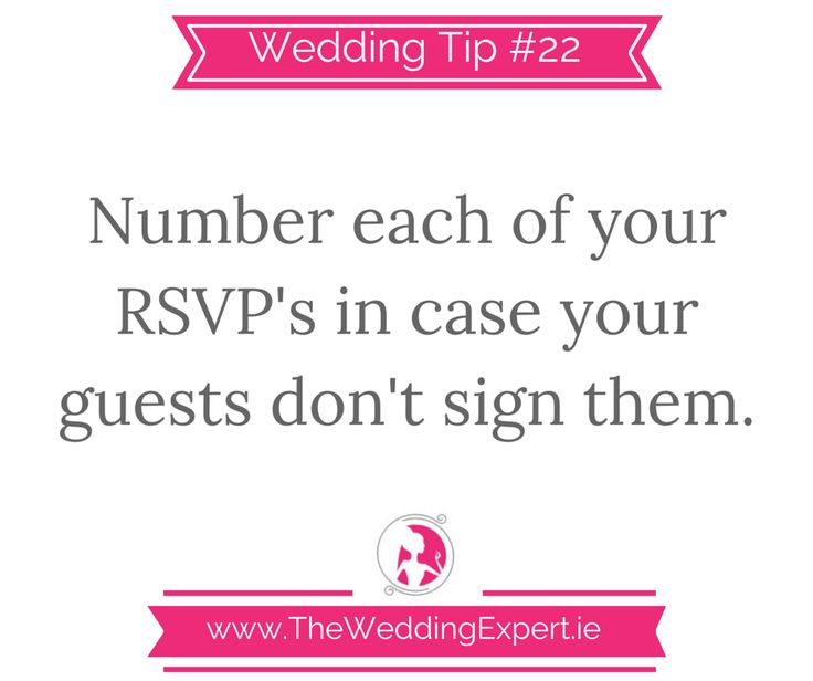 #theweddingexpert #weddingplanning #weddingtips #weddingrsvps
