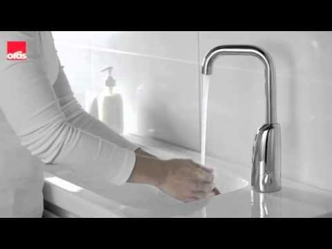 Oras Group - Electra 633X series washbasin faucet