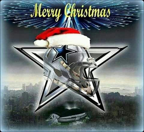 631 best my sports teams images on pinterest football - Dallas cowboys merry christmas images ...