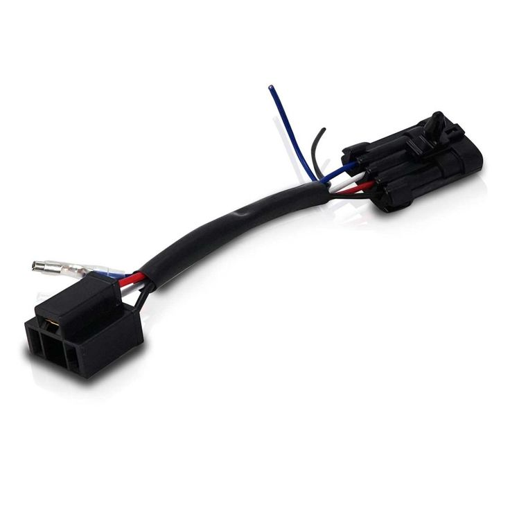 LED Headlight Adapter Harness For Harley 2014-2017 HD Touring
