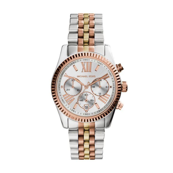 nice Michael Kors Armbanduhr - Lexington Ladies Watch Slvr/Gld/Rse Gld - in gold, rosa, silber - Armbanduhr für Damen http://portal-deluxe.com/produkt/michael-kors-armbanduhr-lexington-ladies-watch-slvrgldrse-gld-in-gold-rosa-silber-armbanduhr-fuer-damen/  249.00