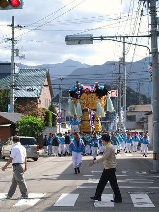 新居浜太鼓祭 ・ 一宮神社かきくらべ