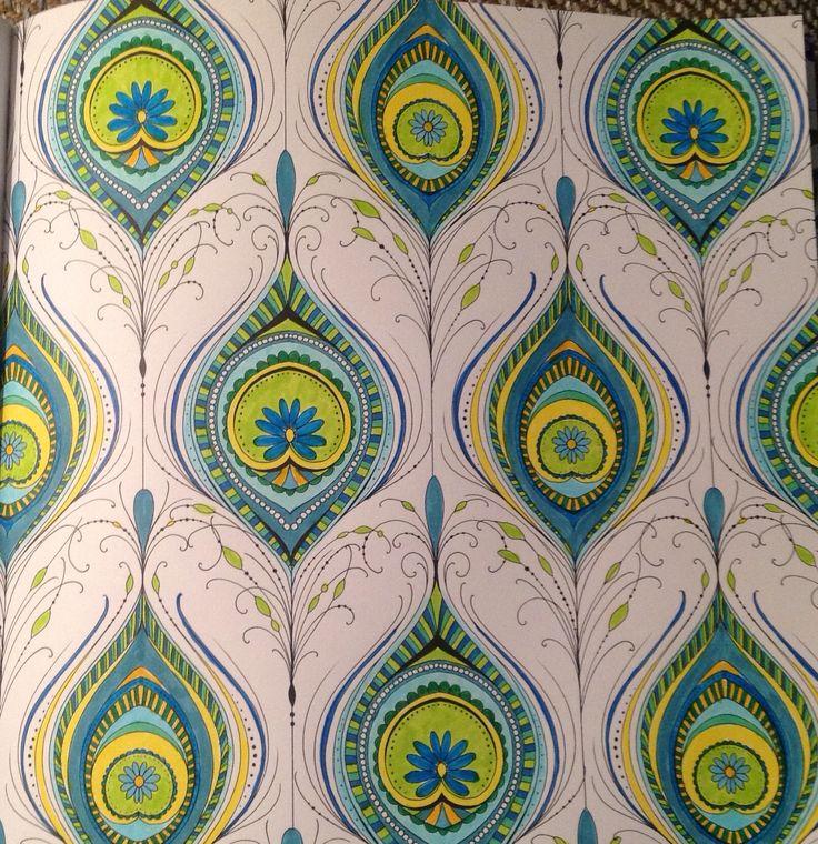 Joyous Blooms To Color Doodle ArtColoring BooksColouringAdult