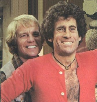 David Soul & Paul Michael Glaser. Starsky and Hutch- LOVED this episode SOOO incredibly much . . . save for the Satanic worship . . . that didn't go over too well, but Starsky's adorableness totally made up for it!! :] <3