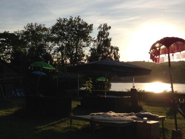 Haus am See, Essen