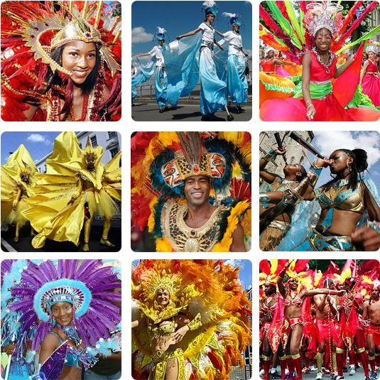 Notting Hill Carnival..